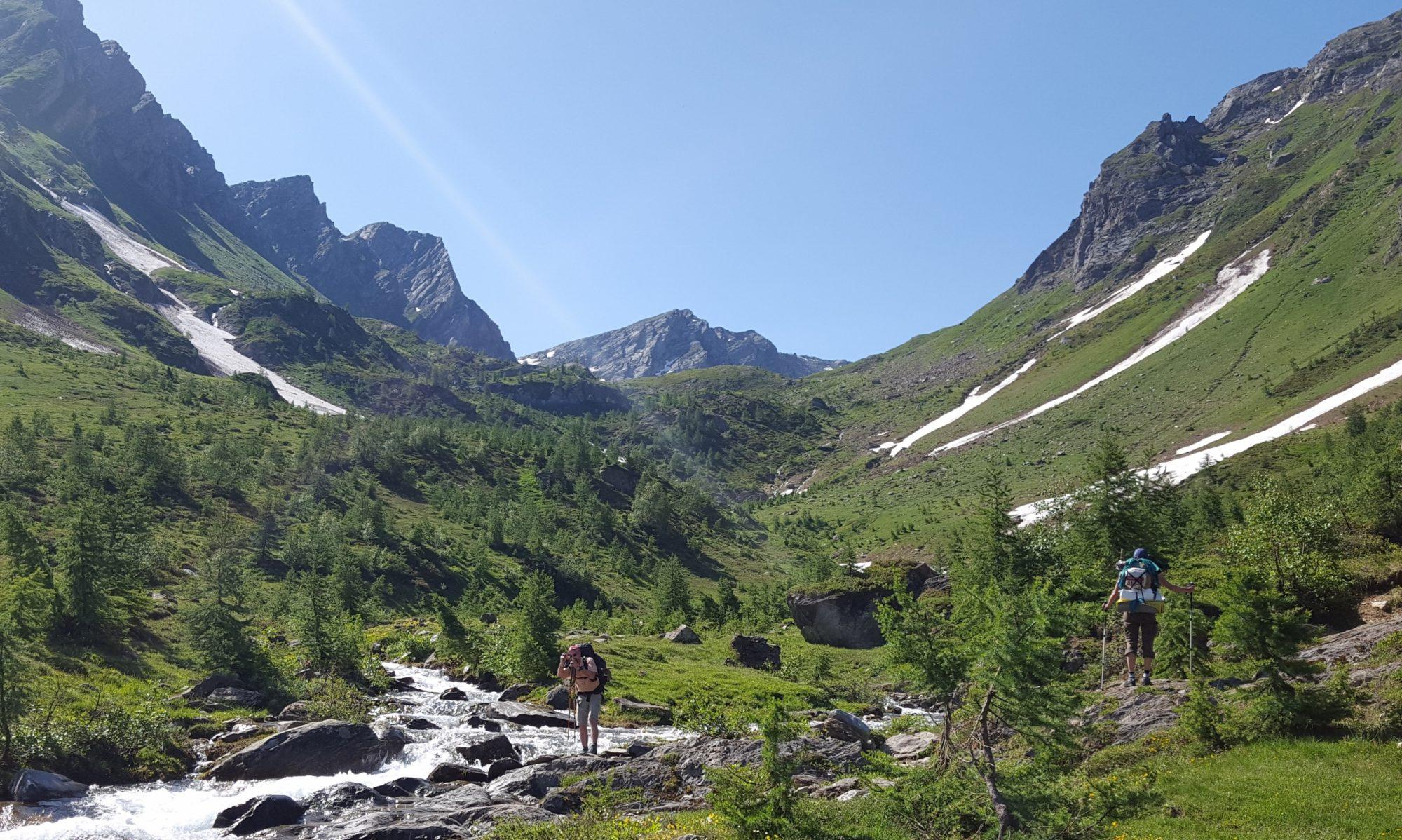 Wildes Trekking